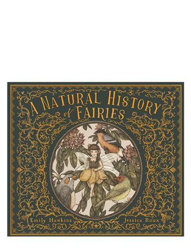 A Natural History Of Fairies Book