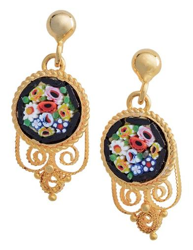 Florentine Mosaic Earrings