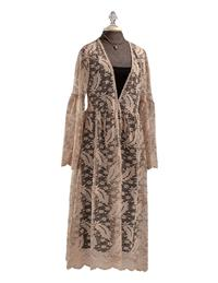 Louisa's Lace Duster