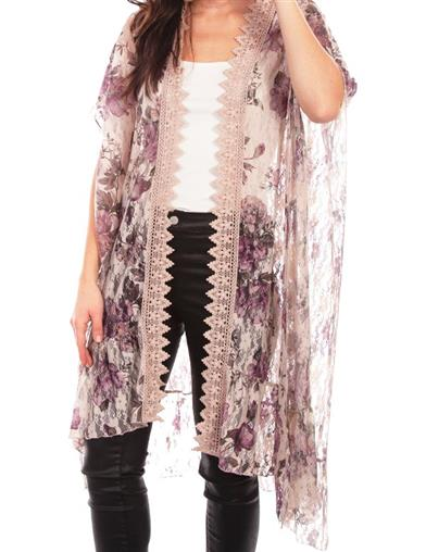 Eleanor Floral Duster