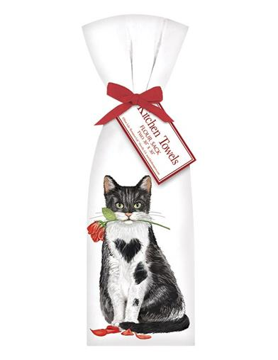 The Bearer Of Love Tea Towels (Pair)