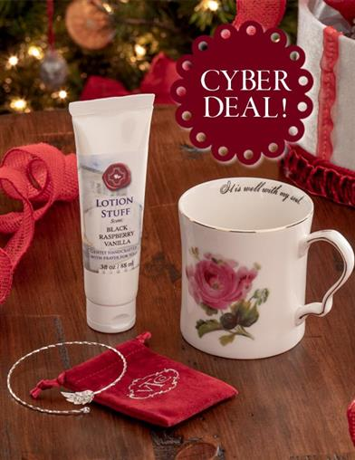 Soothing Inspiration 3-Piece Gift Set