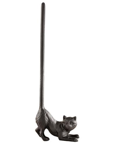 Cat's Tail Paper Towel Holder