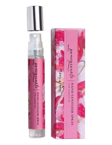 Pomegranate Hand Sanitizer Spray