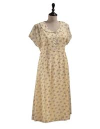 April Cornell Cornwall Butter Dress