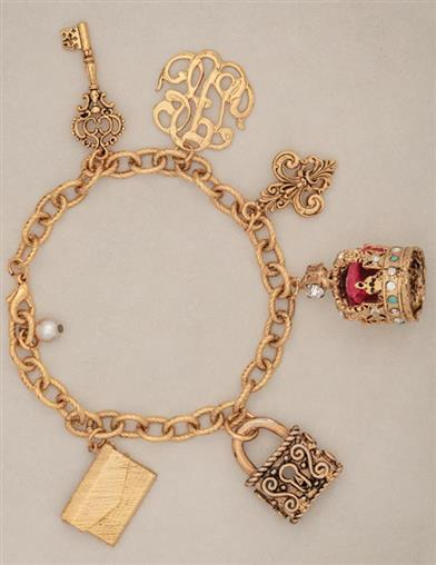 Her Royal Highness Charm Bracelet