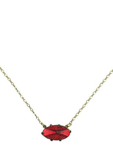Navette Vault Necklace