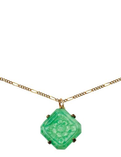 Jade Vault Necklace