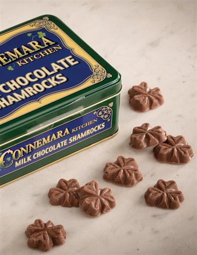 Milk Chocolate Shamrocks