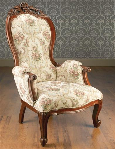 Victorian Grandmother Chair