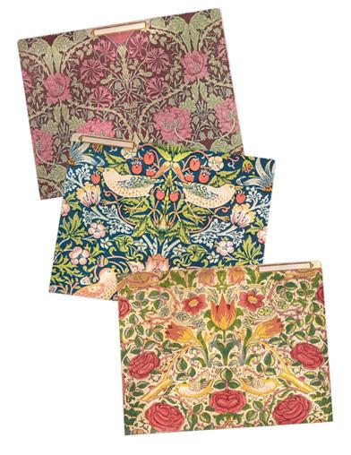 William Morris File Folders