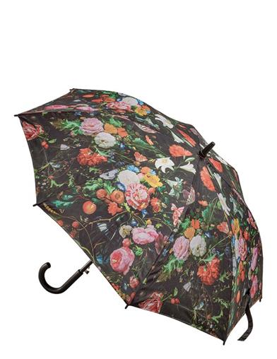 Dutch Master Still Life Floral Umbrella