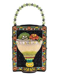 Mary Frances Lime On The Side Purse