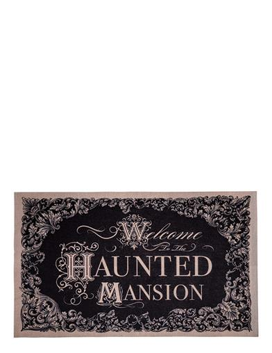 Welcome To The Haunted Mansion Floor Mat