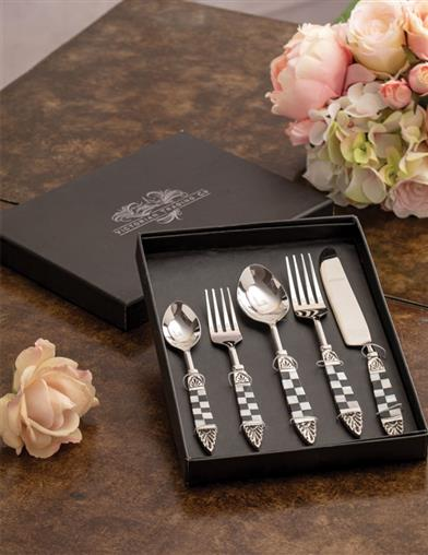 Through The Looking Glass Flatware (Set Of 5)
