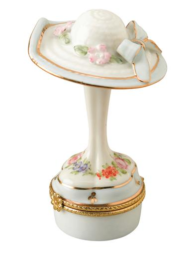 Lady Agatha Porcelain Box