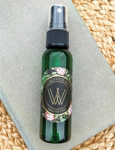 Eucalyptus Mint Shower Mist
