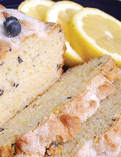Lemon Blueberry Quickbread Mix