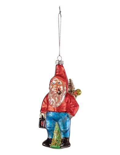 Nisser And Tomte The Christmas Gnomes (Set Of 2)