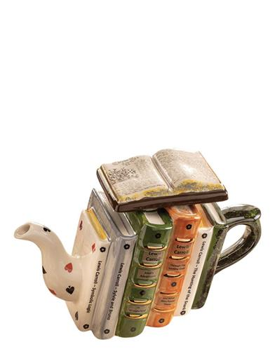 Lewis Carroll Library Teapot