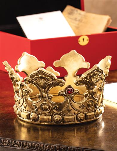 The Monarch's Crown