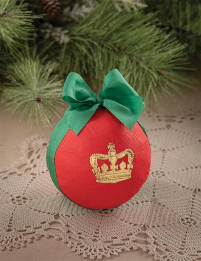 Christmas Red Surprise Ball