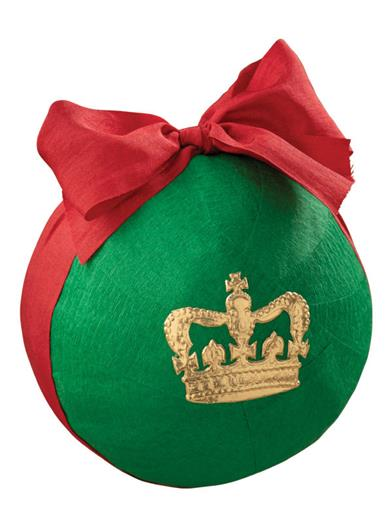 Green Deluxe Surprise Ball