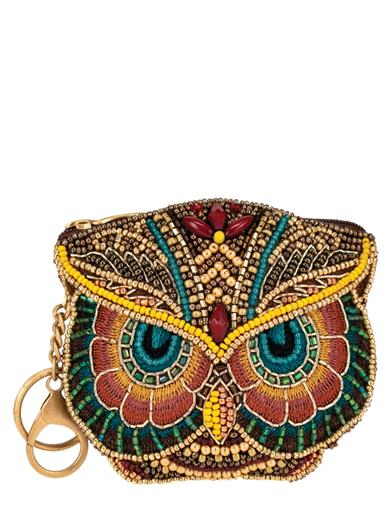 A Little Wiser Mary Francis Coin Purse