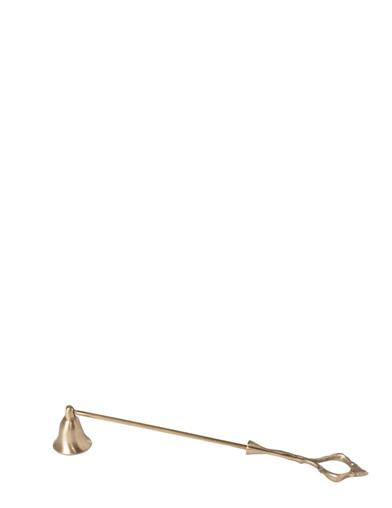 Antique Brass Candle Snuffer
