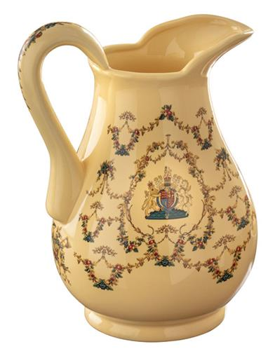 The Royal Creamery Pitcher