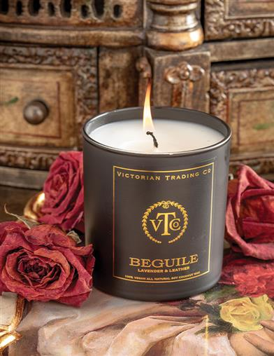 Victorian Trading Company Beguile Candle