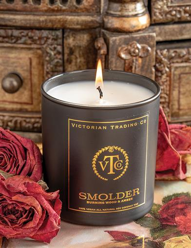 Victorian Trading Company Smolder Candle