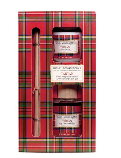 Highlander Christmas Diffuser And Candle Giftset