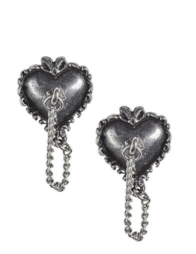 Witches' Hearts Earrings
