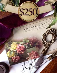 Gift Certificate $250.