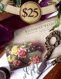 Gift Certificate $25.