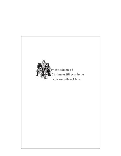 Christmas Miracles Christmas Cards (Pkg Of 10)