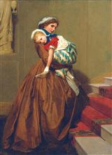 Mother W/child (Pkg Of 6 Mother's Day Cards)