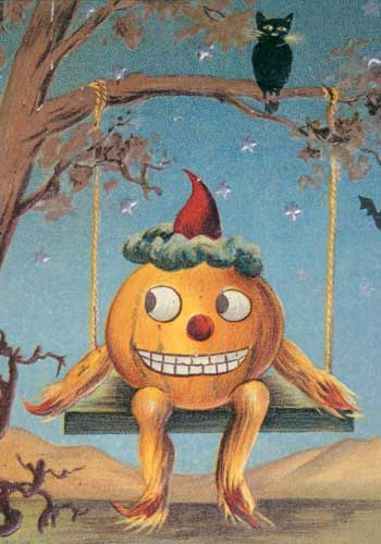 Have A Swinging Good Time On Halloween!
